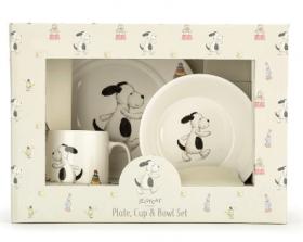 jellycat bashfull puppie servies