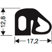 Siliconenprofiel 62-Sil