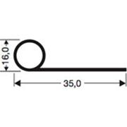 Siliconenprofiel 75-Sil