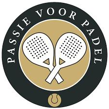 Logo-passie voor padel